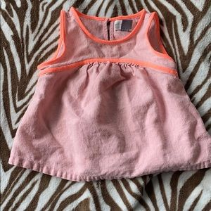 Old Navy baby 18-24 months pink dress